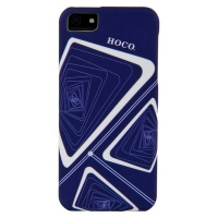 Чехол HOCO для iPhone 5/5S - HOCO Cool·moving IML protective case Time Tunnel blue