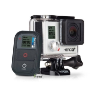 GoPro HERO3+ Black Edition экшн-камера