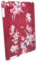 Накладка Kenzo для iPad2/New iPad/iPad4 Nadir red NADIRIPAD2R