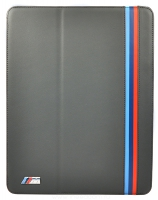 Чехол BMW для iPad4/New iPad/iPad 2 M-Collection Dark grey BMFCNPMG