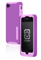 Чехол Incipio IPH508 SILICRYLIC X IPHONE 4 VIOLA
