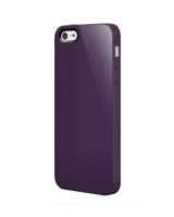 Накладка SwitchEasy Nude для iPhone 5/5S Purple/фиолетовая