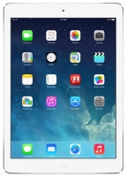 Apple iPad Air 16Gb WiFi Silver