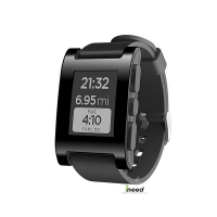Смарт-часы Pebble Watch black